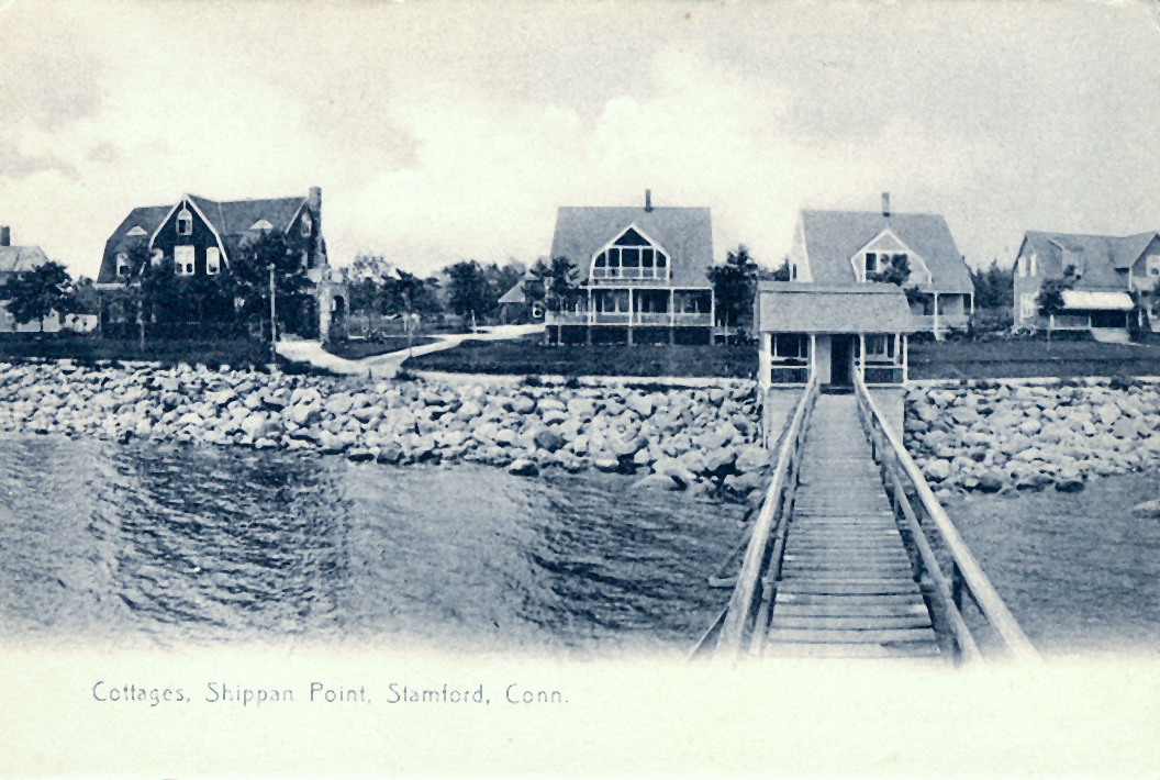 Cottages on Shippan Point