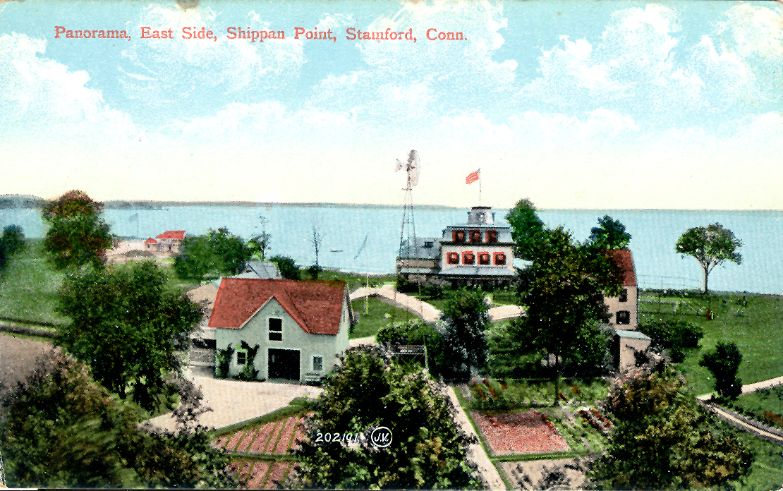 Shippan Point, East Side
