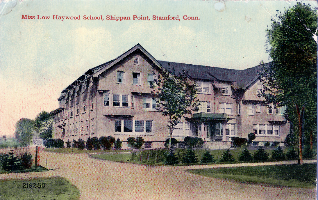 Miss Low Haywood School