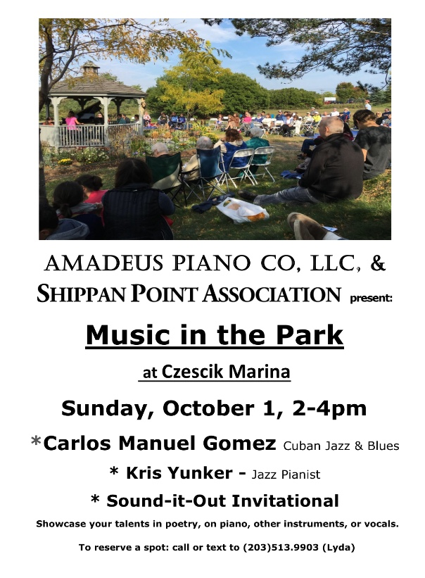 Music In The Park @ Czescik Marina Park