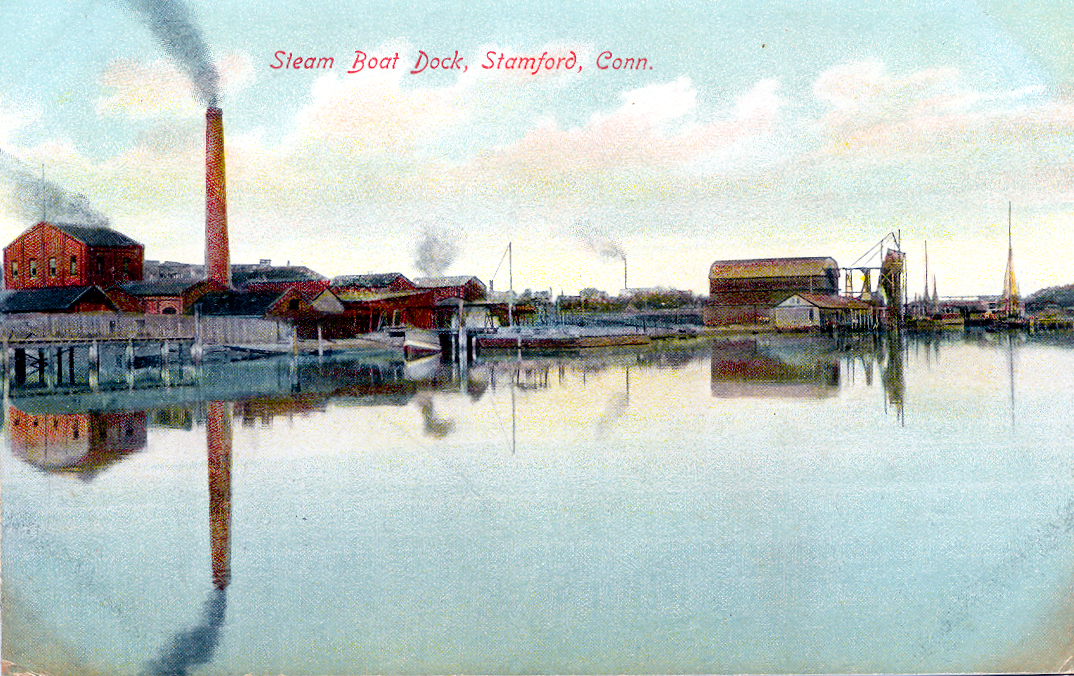 Steam Boat Dock